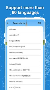 Translate All  Speech Text Camera Translator Screenshot