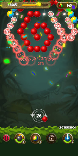 Bubble Shooter: Jungle POP 1.1.0 screenshots 18
