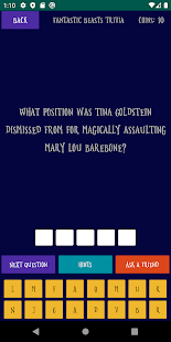 Quiz about the World of Harry Potter