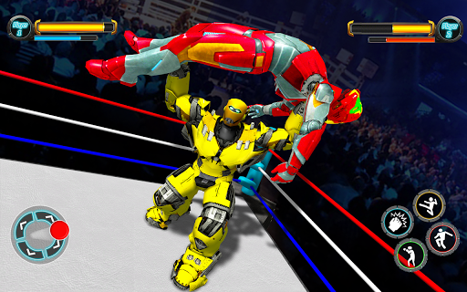 Grand Robot Ring Fighting 2020 : Real Boxing Games 1.19 Screenshots 9