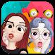 3D avatar maker, Emoji Maker Star Idol - Androidアプリ