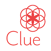 Clue: Period Tracker, Ovulation, Cycle & Pregnancy  Icon