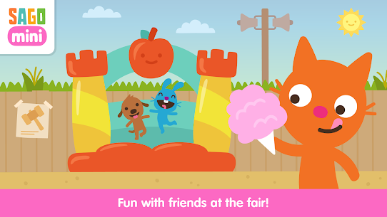 Sago Mini Fun Fair Apk Mod + OBB/Data for Android. 10