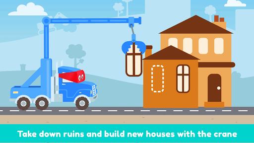 Carl the Super Truck Roadworks: Dig, Drill & Build 1.7.13 screenshots 7