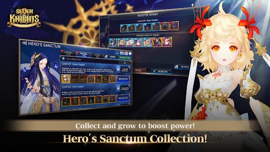 Seven Knights For Android (MOD, Unlimited Money) 5