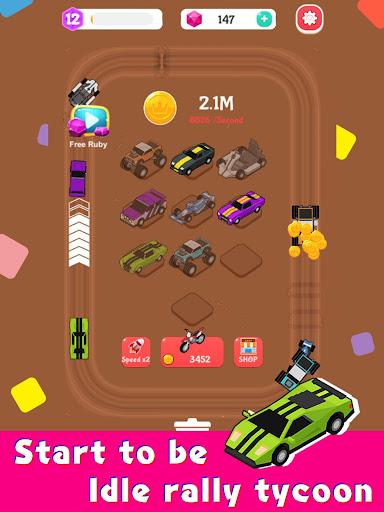Merge Car Racer - Idle Rally Empire 2.7.1 screenshots 10