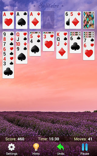 Solitaire - Classic Klondike Solitaire Card Game screenshots 14