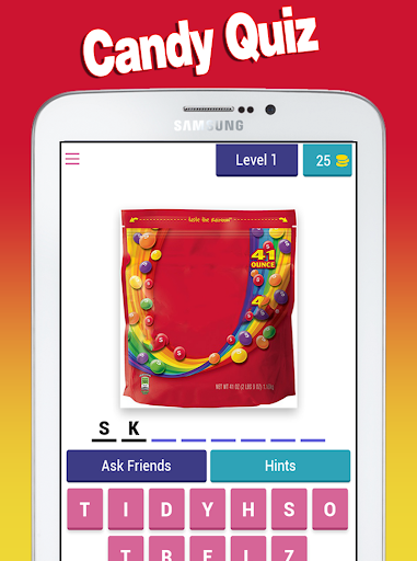 Candy Quiz - Guess Sweets, chocolates and candies 8.8.3z screenshots 9