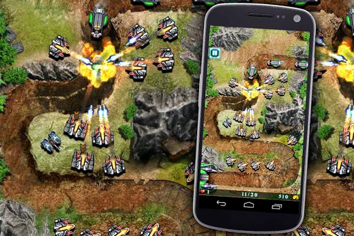 Galaxy Defense (Tower Game) Apk 1