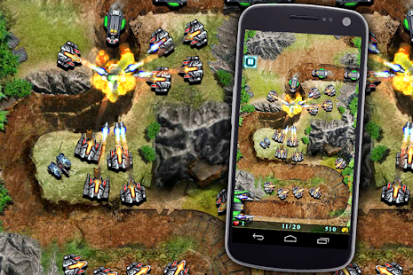 Galaxy Defense (Tower Game) 1.16 screenshots 1