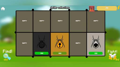Spider Fight Simulator  screenshots 1