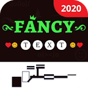 Fancy Text - Cool Fonts & Nickname Generator