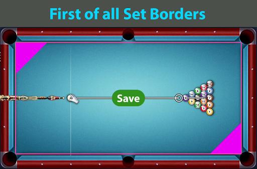 8 Ball Guideline Tool - 3 lines screenshot 3