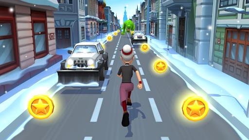 Angry Gran Run - Running Game  screenshots 1