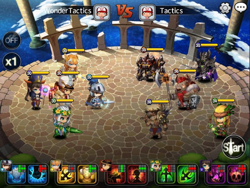 Wonder Tactics apkmr screenshots 7