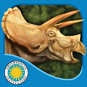 App Icon for Triceratops Gets Lost App in Germany Google Play Store