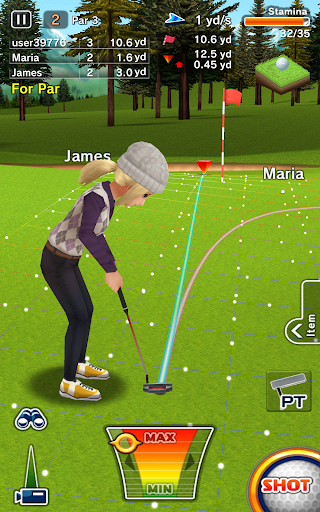 Golf Days:Excite Resort Tour screenshots 14