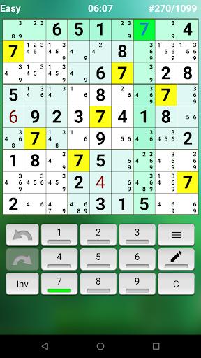 Sudoku offline 1.0.27.9 Screenshots 4