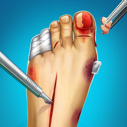Hospital Doctor Games 2021: Dash Clinic ASMR Games