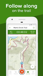 AllTrails Pro Apk: Hiking, Running (Mod/Pro Features Unlocked) 4