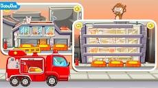 パンダの消防士ーBabyBus 子ども・幼児教育アプリのおすすめ画像1