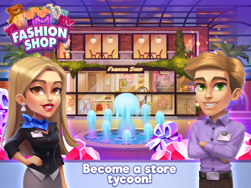 Fashion Shop Tycoon apkpoly screenshots 8