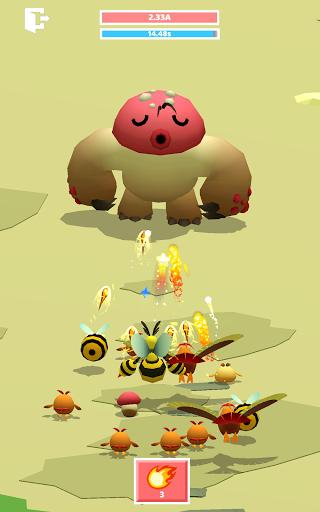 Merge Monster Evolution:  Summon & Merge RPG 1.0.16 screenshots 11