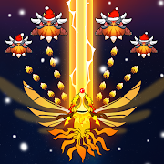 Sky Champ: Galaxy Space Shooter - Monster Attack