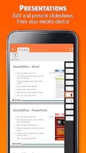 SmartOffice – View & Edit MS Office files & PDFs MOD (Pro) 3