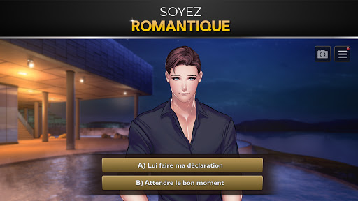Code Triche Is It Love? Ryan - Votre relation virtuelle (Astuce) APK MOD screenshots 5