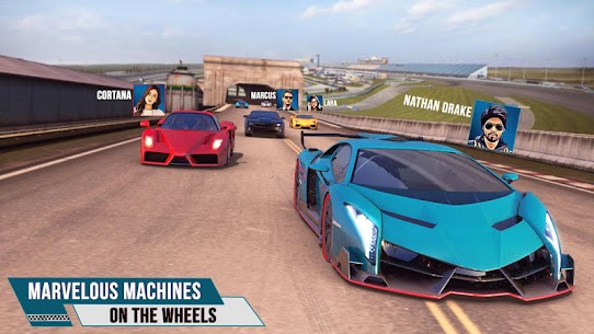 Car Racing Games 3D- Xtreme Car Race Free Games 5