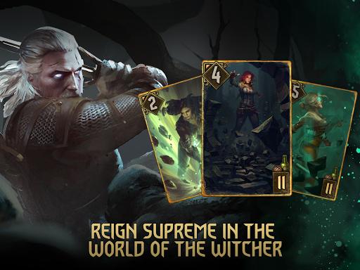 GWENT: The Witcher Card Game apktram screenshots 14
