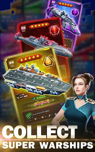 Battleship & Puzzles: Warship Empire Match  screenshots 1