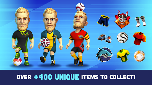Mini Football - Mobile Soccer 1.1.1 screenshots 5