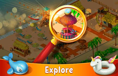 Hidden Resort: Adventure Bay MOD (Unlimited Keys/Coins) 1