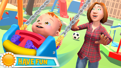 Virtual Mother Game: Family Mom Simulator  screenshots 1