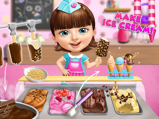 Sweet Baby Girl Summer Fun 2 - Sunny Makeover Game Apkfinish screenshots 13