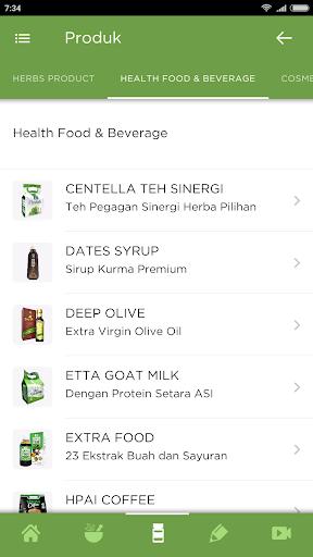 Resep Herba HNI-HPAI modavailable screenshots 5