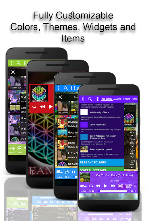 528 Player Pro - Lossless 432hz Audio Music Player – Apps on Google Play poster 3