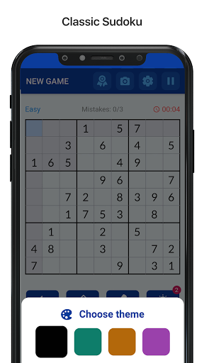 Sudoku - Free Classic Sudoku Puzzles  screenshots 5