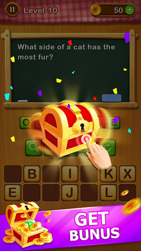 Word Riddles - Free Offline Word Games Brain Test 2.3 screenshots 8
