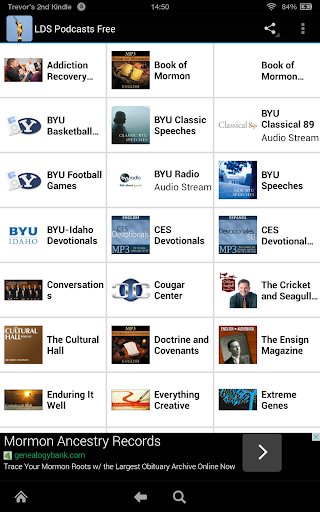 Foto do LDS Podcasts Free
