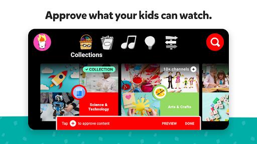 YouTube Kids apktram screenshots 4