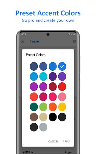 Simple Social Browser screenshots 2