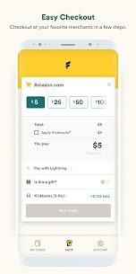 Fold – Bitcoin Cashback Rewards 1.1.100 MOD + APK + DATA Download 3
