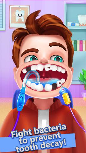 Dentist Inc : Dental Care Doctor Games  screenshots 1
