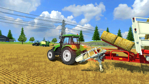 Real Farm Town Farming tractor Simulator Game 1.1.3 screenshots 10