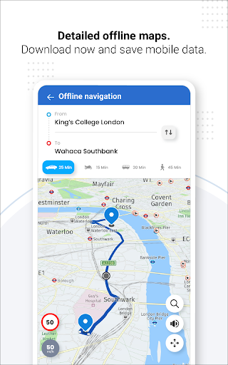 GPS Live Navigation, Maps, Directions and Explore android2mod screenshots 19