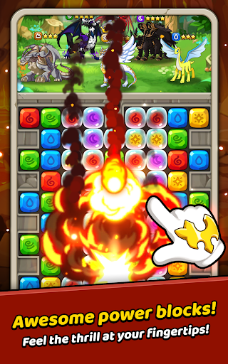 Dragon Village B - Dragon Breeding Puzzle Blast 1.1.29 screenshots 11