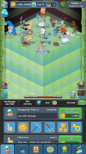 Tap Tap Dig 2: Idle Mine Sim Mod Apk 0.5.0 (Money/Gems is Increasing) 5